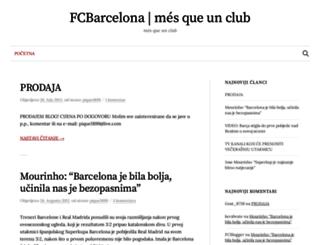 fcbarcelona1899blog.blogger.ba screenshot