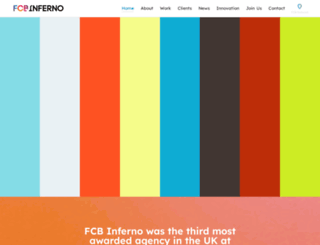 fcbinferno.com screenshot