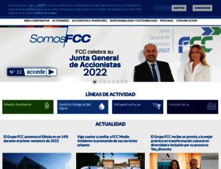 fcc.es screenshot