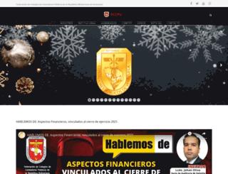 fccpv.org screenshot