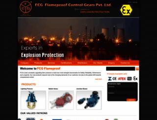 fcg-india.net screenshot
