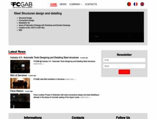 fcgab.pt screenshot