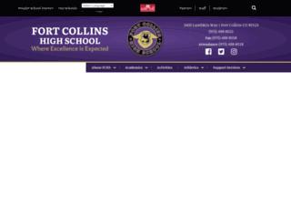 fch.psdschools.org screenshot