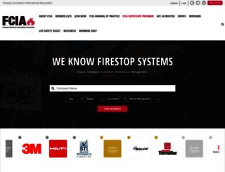 fcia.org screenshot