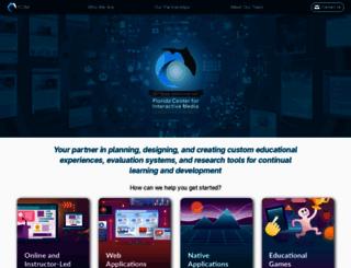fcim.org screenshot