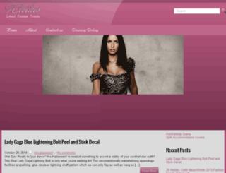 fclothes.com screenshot