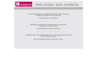 fcluzern.showare.ch screenshot