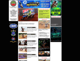 fcm.esp.br screenshot