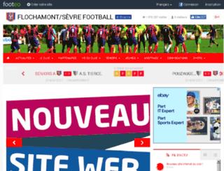 fcms-football.footeo.com screenshot