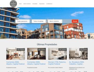 fcnegociosinmobiliarios.com screenshot