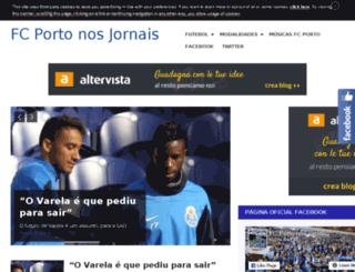 fcportojornais.altervista.org screenshot
