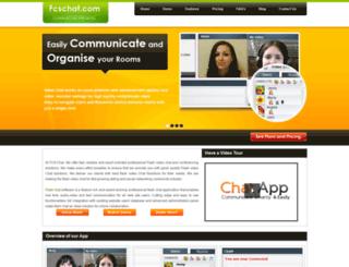 fcschat.com screenshot