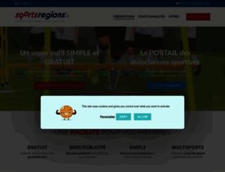 fcsudfougerais.sportsregions.fr screenshot