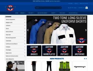 fcuniforms.com screenshot