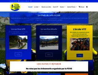 fcvd.free.fr screenshot