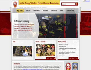 fcvfra.org screenshot