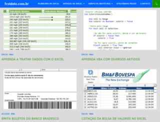 fcvidoto.com.br screenshot