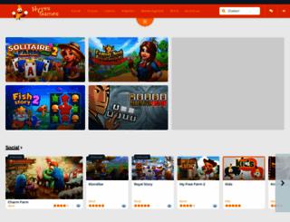 fcvolendam.hyves.nl screenshot