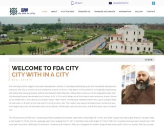 fdacity.com.pk screenshot