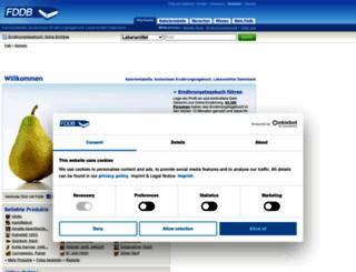 fddb.de screenshot