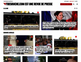 fdesouche.com screenshot