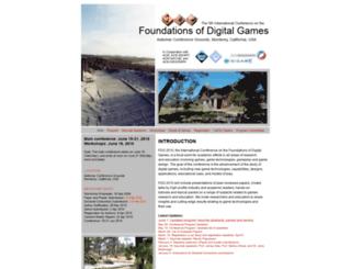 fdg2010.org screenshot