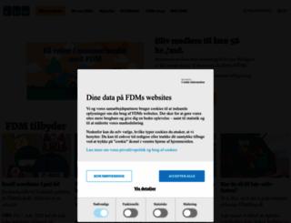 fdm.dk screenshot
