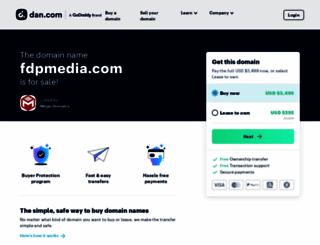 fdpmedia.com screenshot