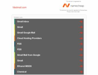 fdsdmail.com screenshot