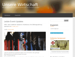 fdwirtschaft.wordpress.com screenshot