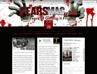 fearsmag.com screenshot