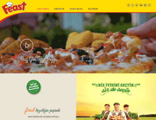feast.com.tr screenshot
