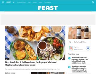 feaststl.com screenshot
