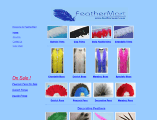 feathermart.com screenshot