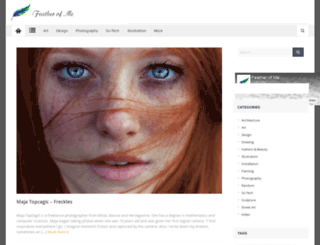 featherofme.com screenshot