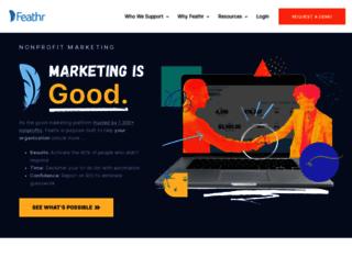 feathrapp.com screenshot