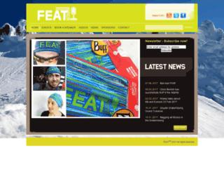 featsa.co.za screenshot