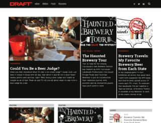 features.draftmag.com screenshot