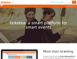 features.ticketea.com screenshot