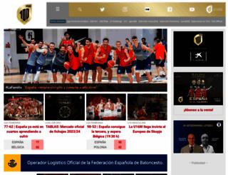 feb.es screenshot