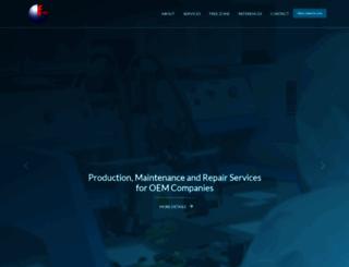 febaelectronics.com screenshot