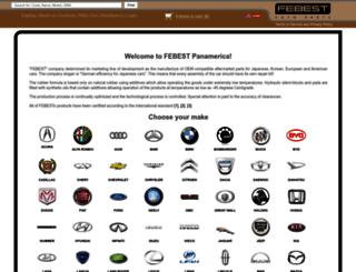 febestparts.com screenshot