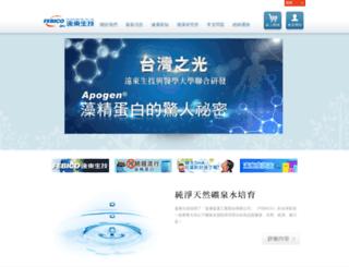 febico.com.tw screenshot