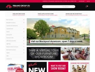 febland.co.uk screenshot