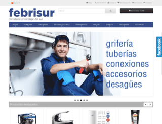 febrisur.com screenshot