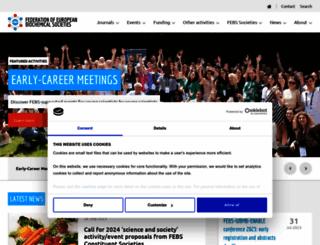 febs.org screenshot