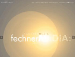 fechnermedia.com screenshot