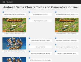 fed-pol.com screenshot