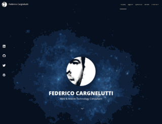 fedecarg.com screenshot