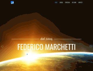 fedemarkez.it screenshot
